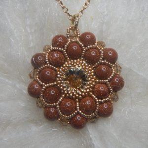 Fiore di pietra di sole (eiolite)